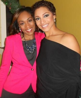 Candace Reese & Cherise B. ~ Beauty/Style Doyenne