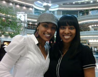 Candace Reese & Dr. Carla Reese