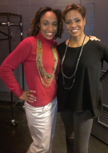 Candace Reese & M.C. Lyte